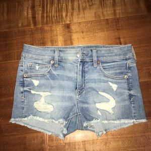 Ripped Shorts from American Eagle